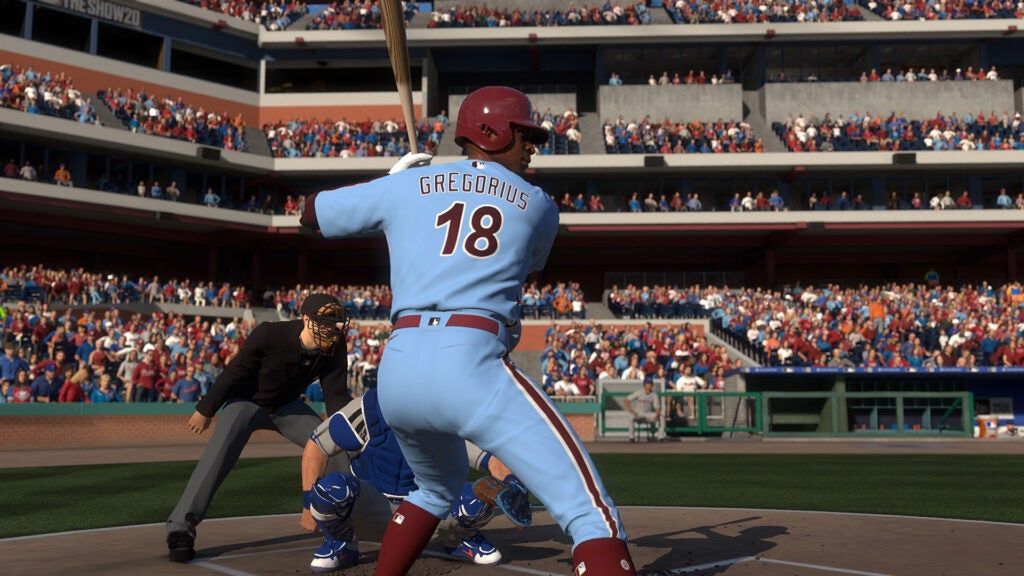 Gregorious MLB The Show 20