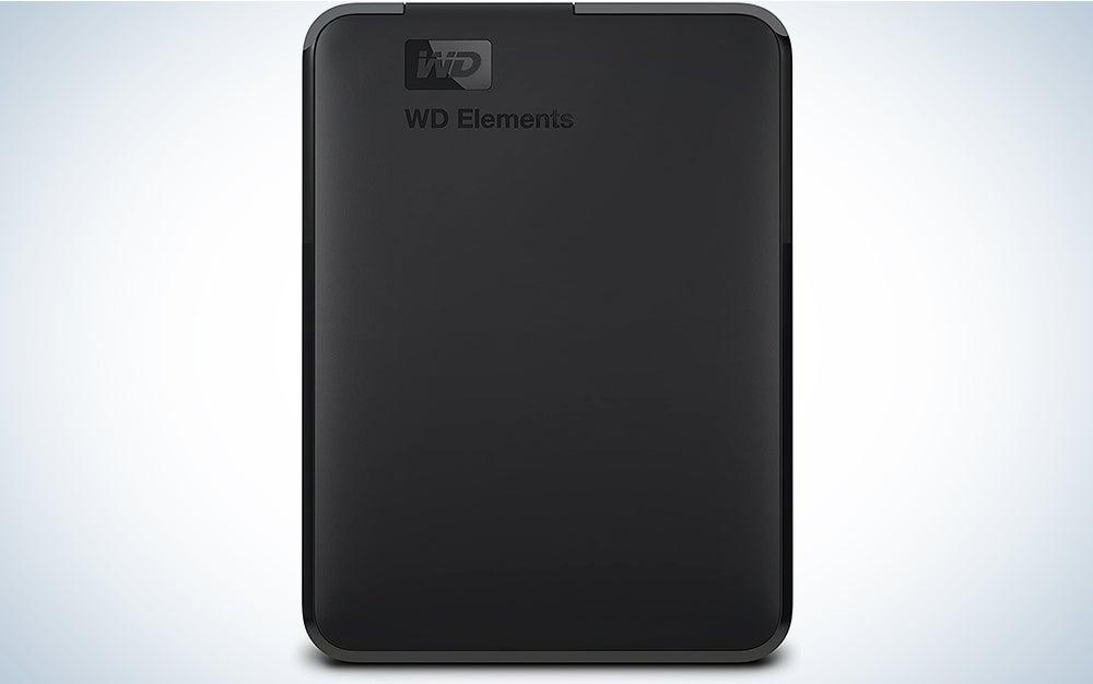 WD Elements Portable External Hard Drive