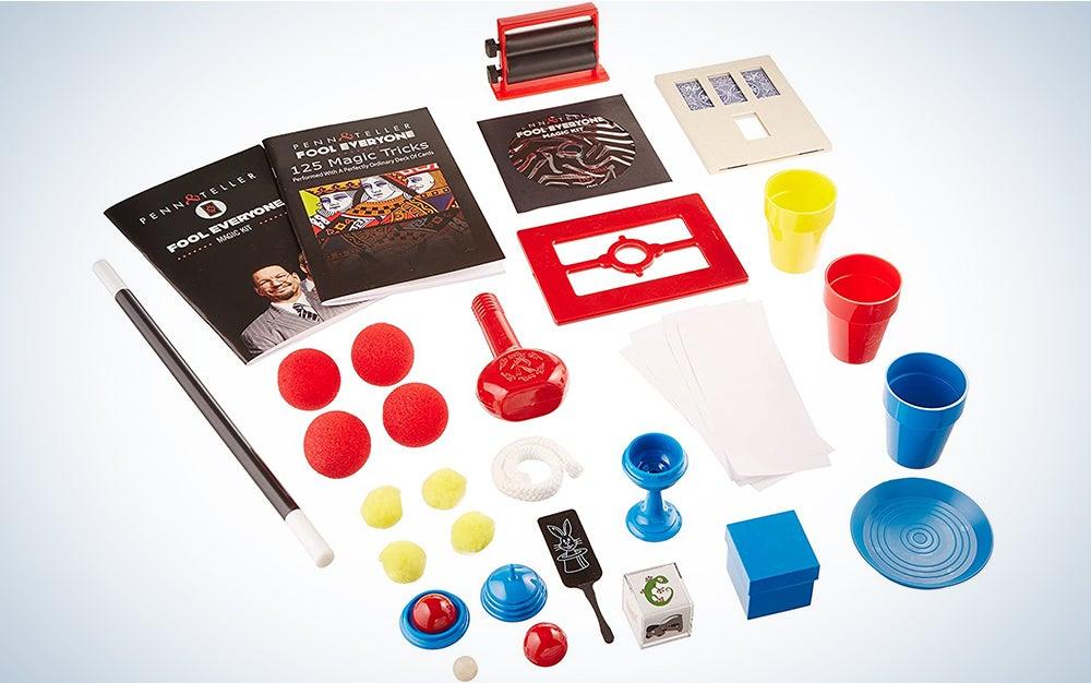 The Penn & Teller Fool Everyone Magic Kit