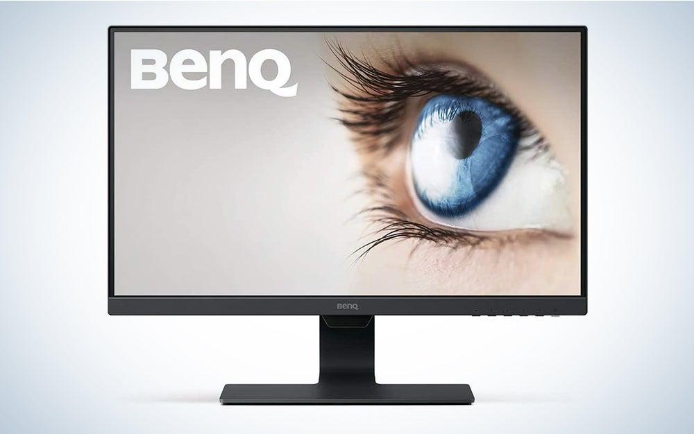 BenQ EW2780 24-inch 1080p Eye-Care IPS LED Monitor 75Hz, HDRi, HDMI, Speakers, Black