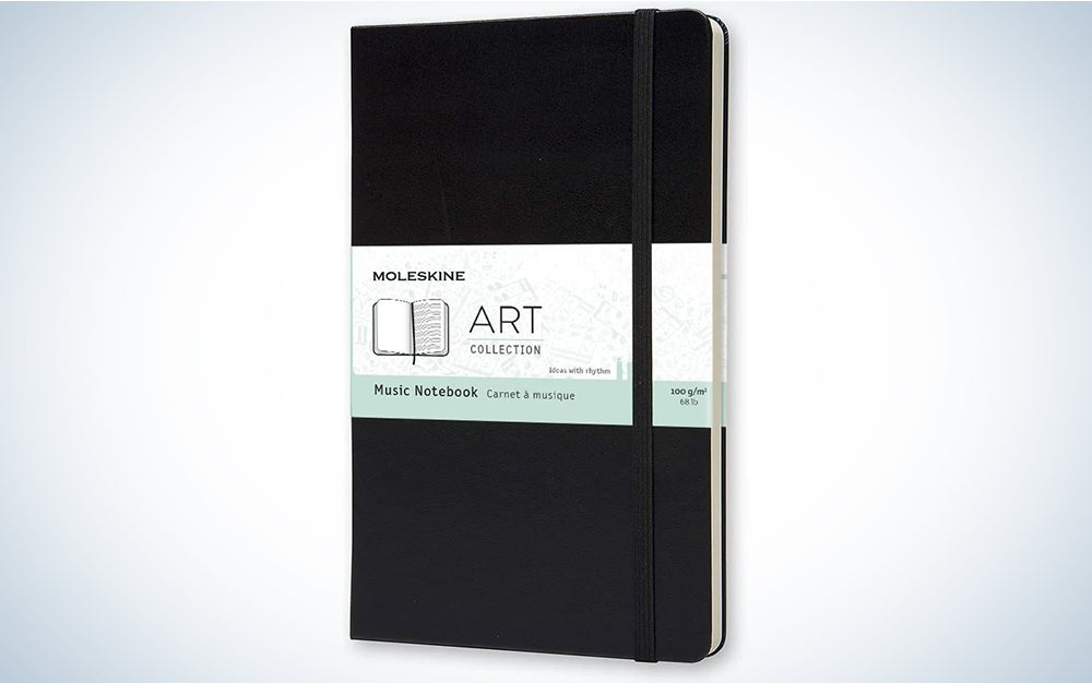 Moleskine Art Music Notebook