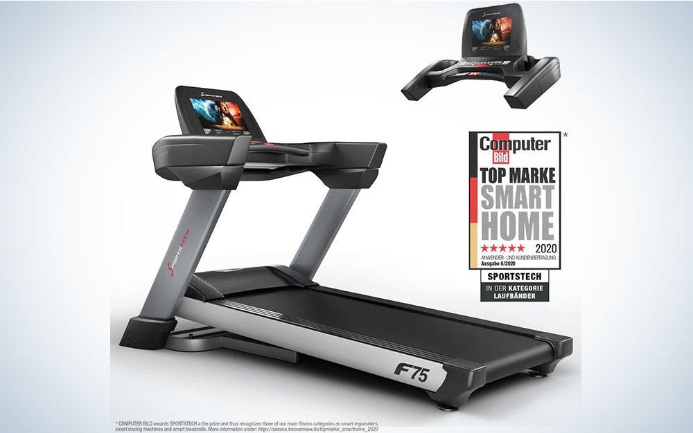 Sportstech F75 high-end treadmill