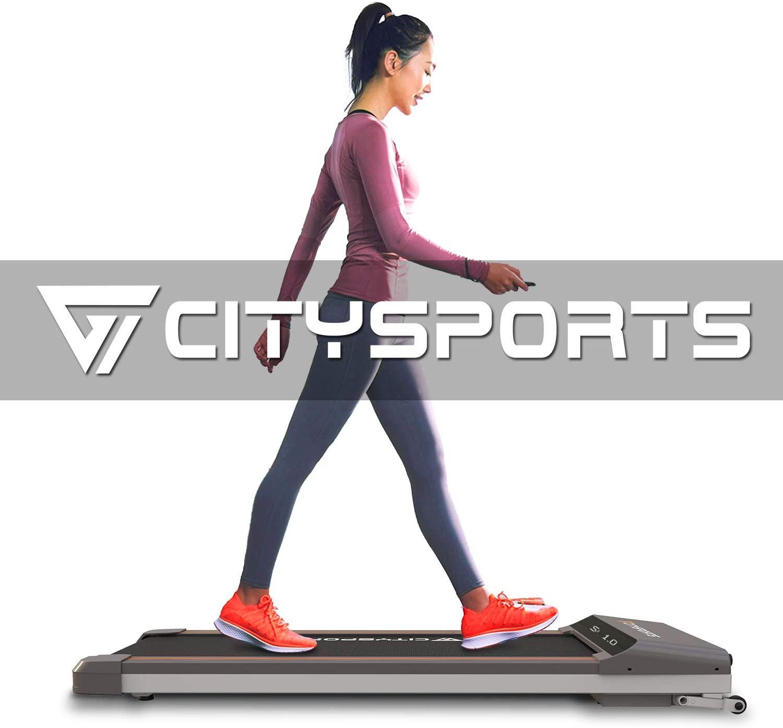 CITYSPORTS Folding Motorised Treadmill