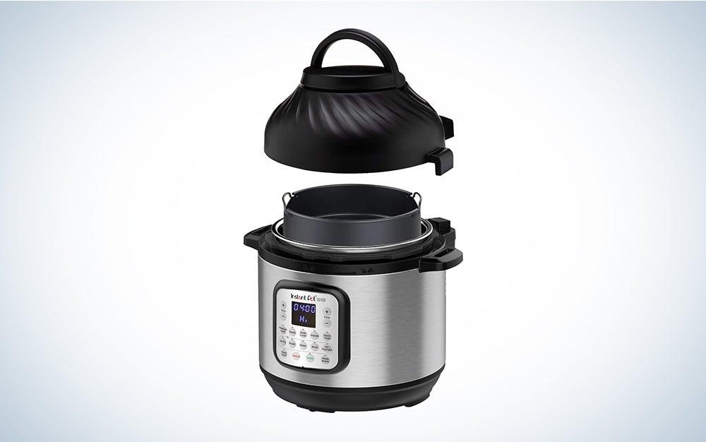 Instant Pot Air Fryer Pressure Cooker Combo