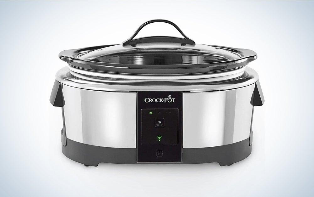 Crock Pot 6-Quart Alexa-Enabled Slow Cooker