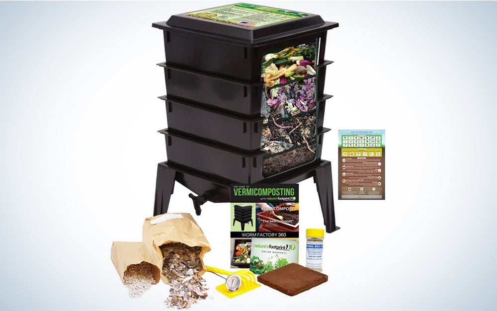 Worm Factory 360 Worm Composting Bin