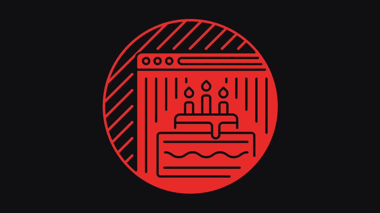 head trip birthday logo