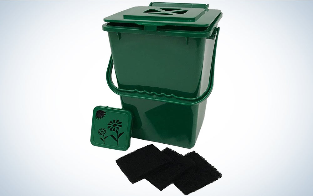 Exaco Trading Co. ECO-2000 Plus Kitchen Compost Waste Collector