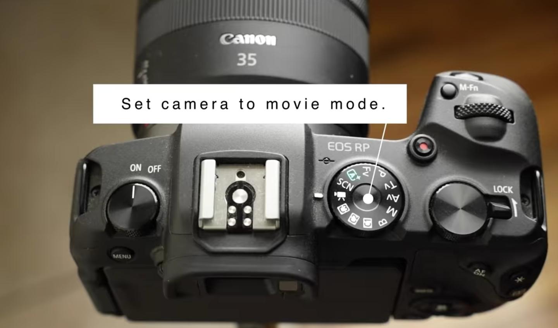 Canon webcam camera