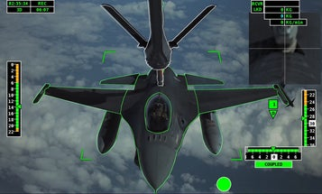 Refueling fighter jets mid-flight is complex, but new tech from Airbus could simplify the process