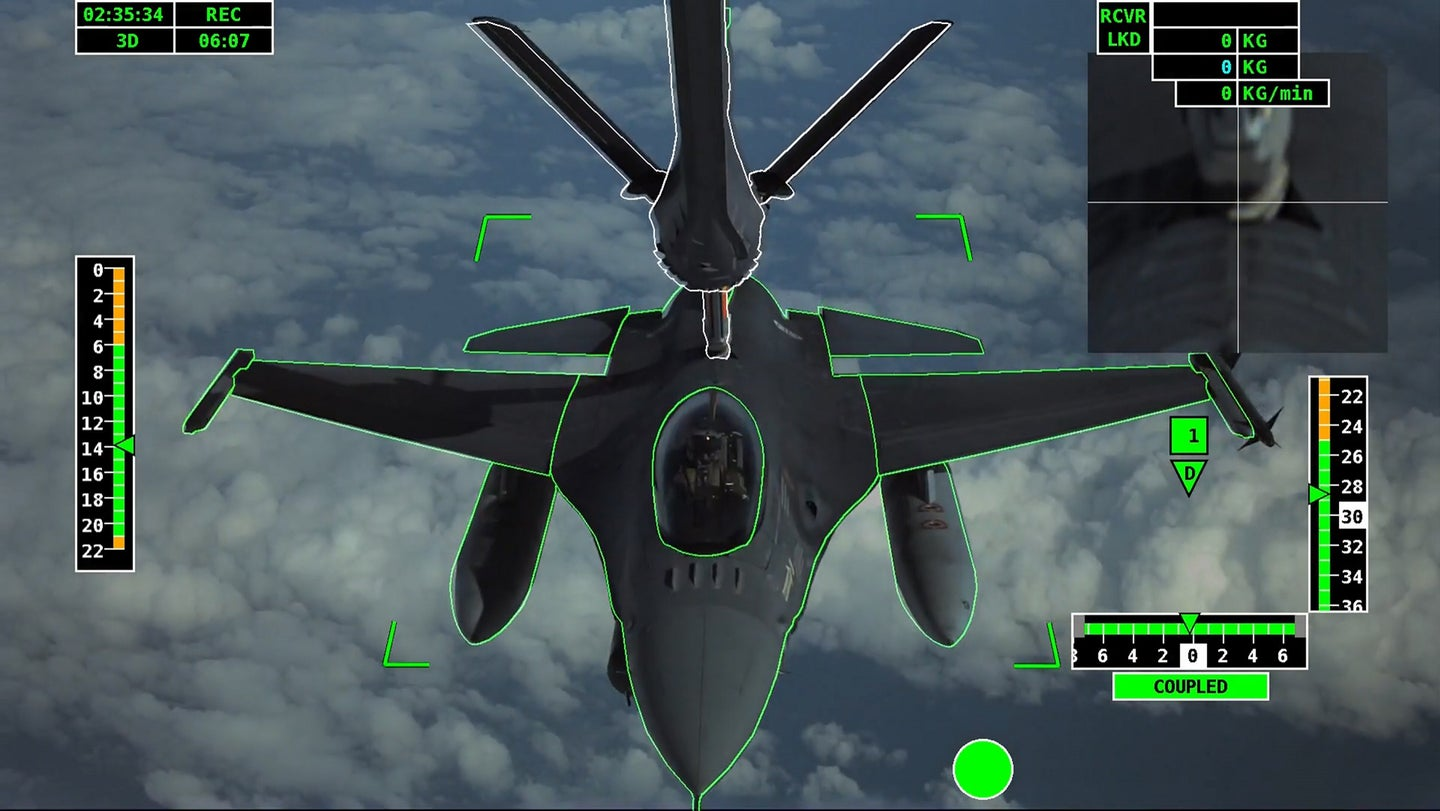 air refueling system
