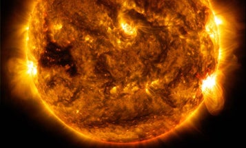 Scientists say the sun is lazy and boring
