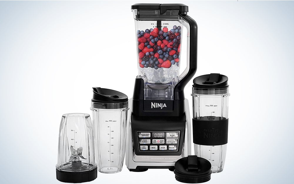 Ninja Duo 2-in-1 Blender with Auto iQ