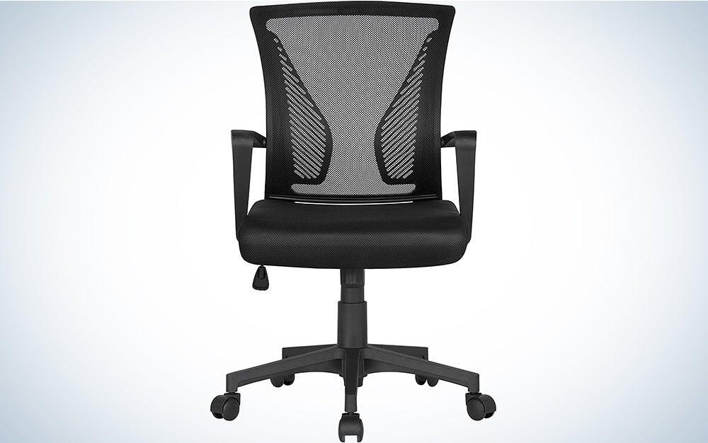 Yaheetech Ergonomic Fabric Mesh Office Chair