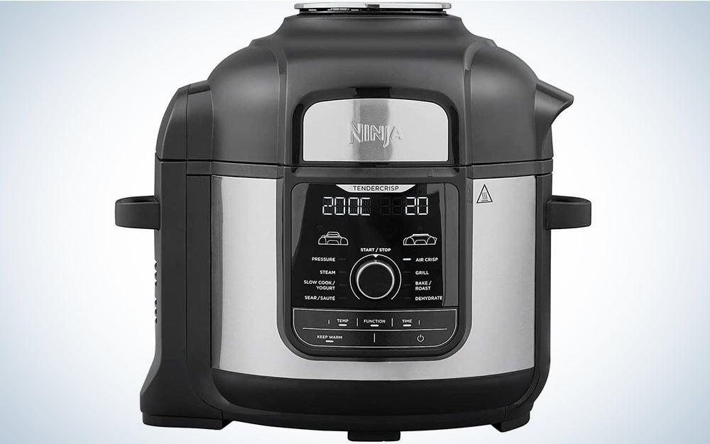 Ninja Foodi Max Multi-Cooker [OP500UK] Electric Pressure Cooker and Air Fryer