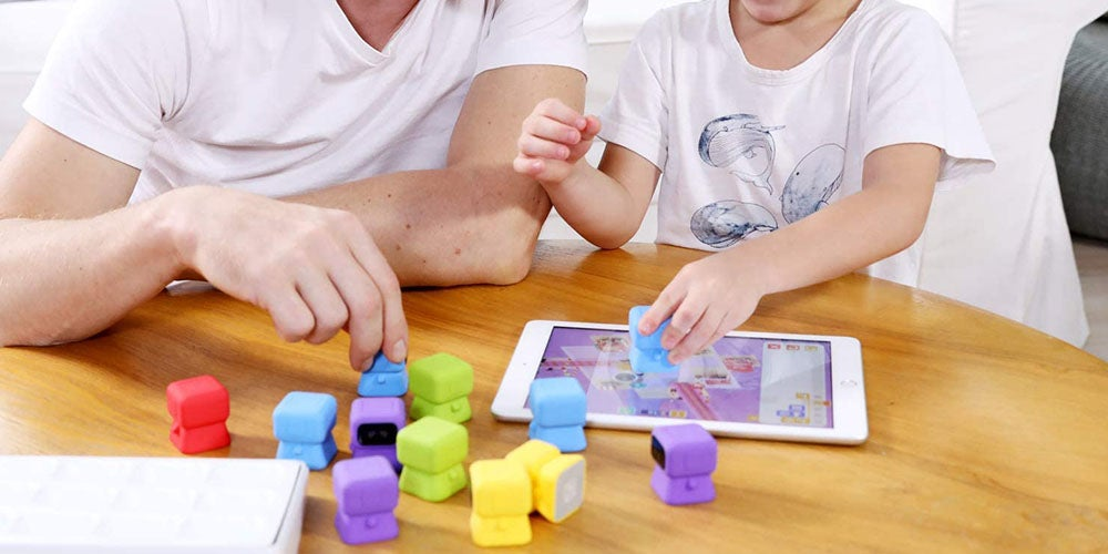 Tangiplay Tangible Coding Toys + Interactive Puzzles Solving Games