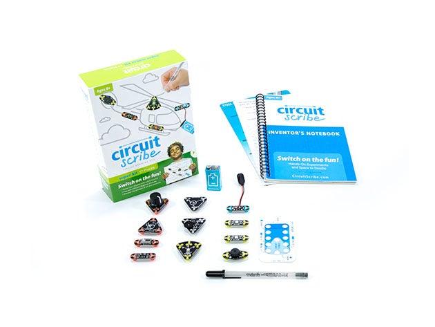 Circuit Scribe: DIY Super Kit