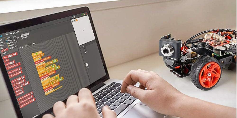 SunFounder PiCar-V Kit V2.0 for Raspberry Pi 4