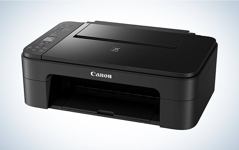 Canon PIXMA TS3350 Multifunction Wifi Printer