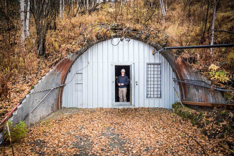 alaska permafrost lab