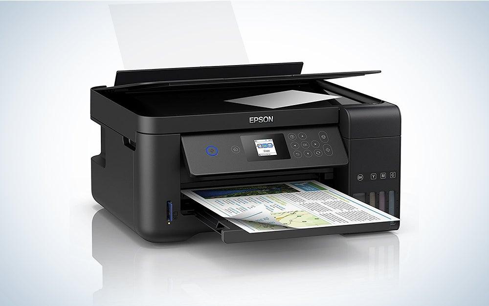 Epson EcoTank ET-2750 A4 Print/Scan/Copy Wi-Fi Printer