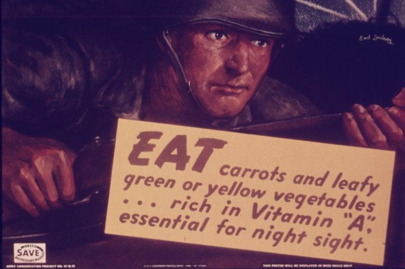 a war propaganda poster