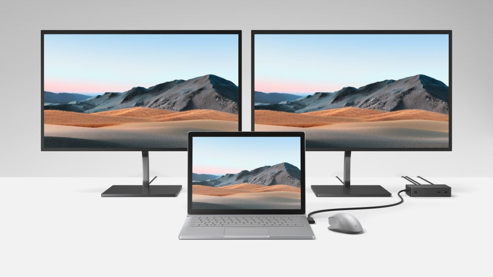 Surface Book 3.