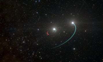 Astronomers just found the closest black hole to Earth
