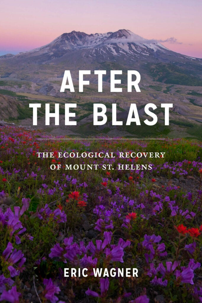 After the Blast: The Ecological Recovery of Mount St. Helens cover