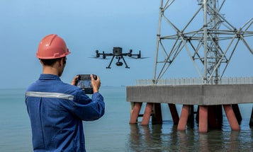 DJI's new industrial UAV is the coolest drone you'll never get to fly