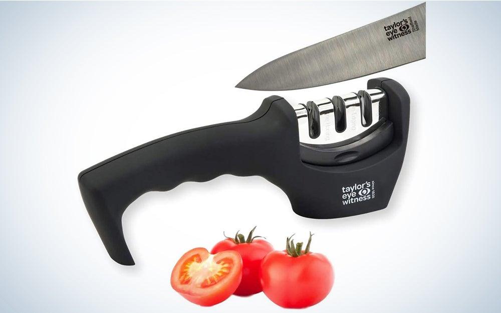 Taylor's Eye Witness Professional Chef's Kitchen Knife Sharpener