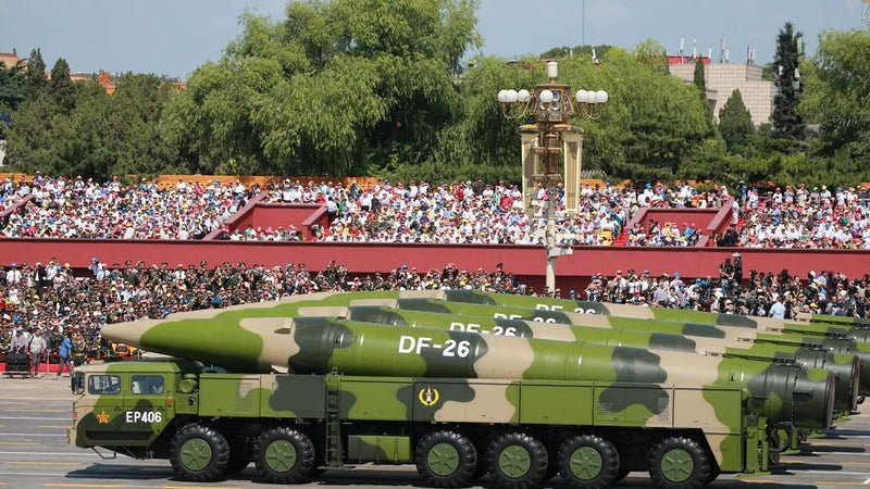 China's ambiguous missile strategy is risky