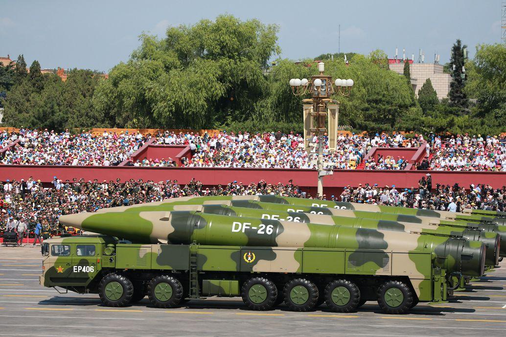 df26 missiles