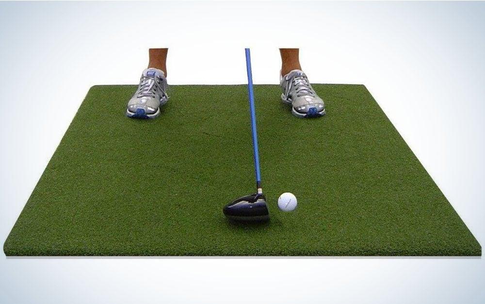 Backyard Golf Mat 3′X5′ Pro Residential with Foam Pad
