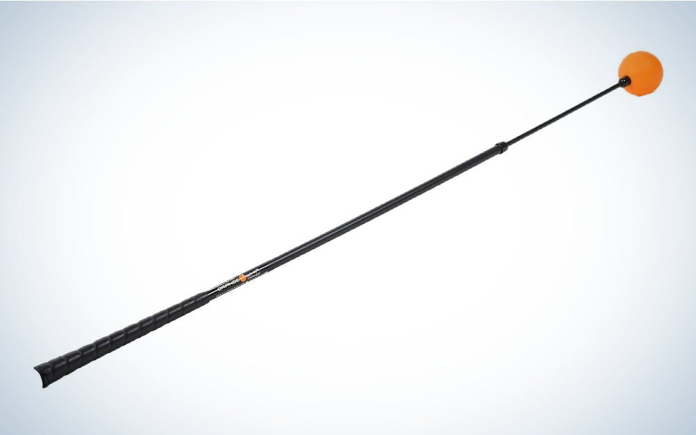 Orange Whip Full-Sized Golf Swing Trainer Aid
