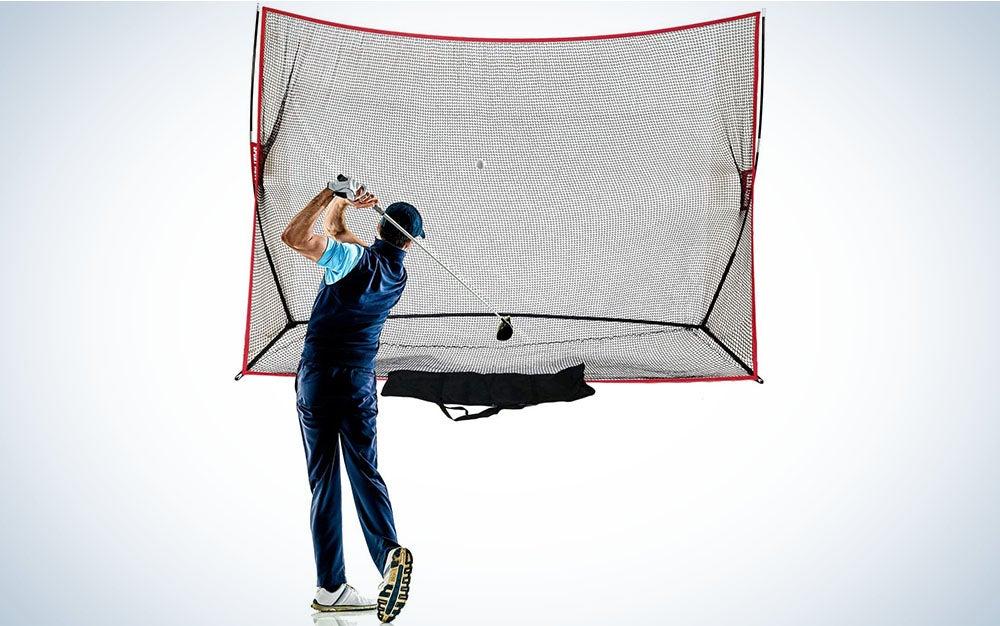 Hit Run Steal Sport Nets Heavy Duty Golf Net
