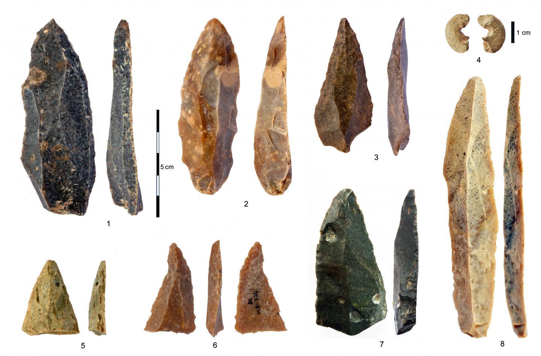ancient human tools