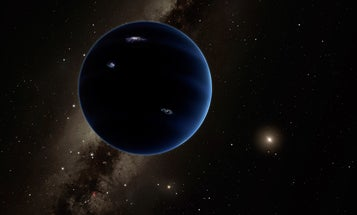 Planet Nine might not be a planet at all