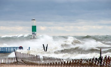 The Great Lakes are higher than they've ever been, and we're not sure what will happen next