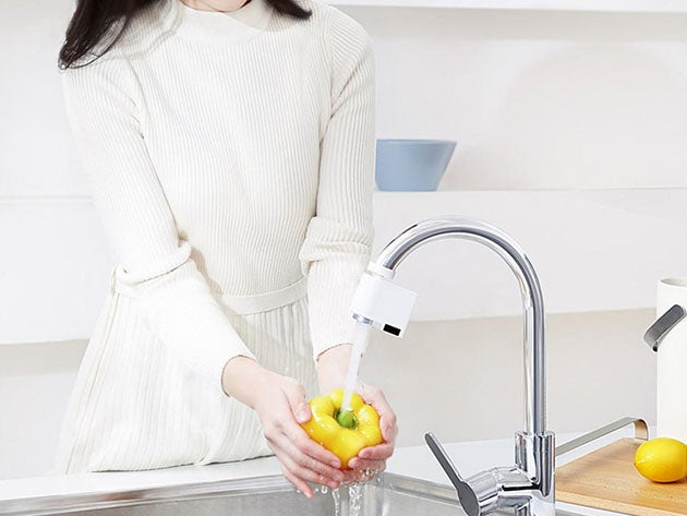 ZAJIA Touchless Infrared Faucet Sensor