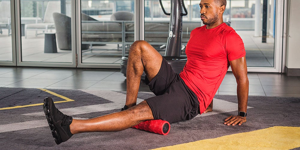 Power Plate Roller: Portable Vibrating Massager