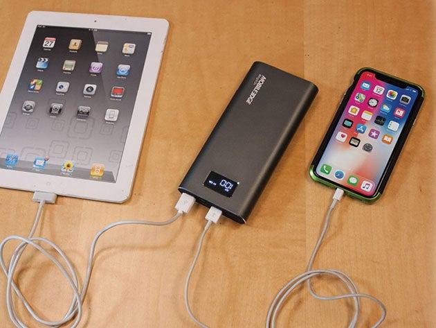CORE Power 26,800mAh Portable USB Battery Pack