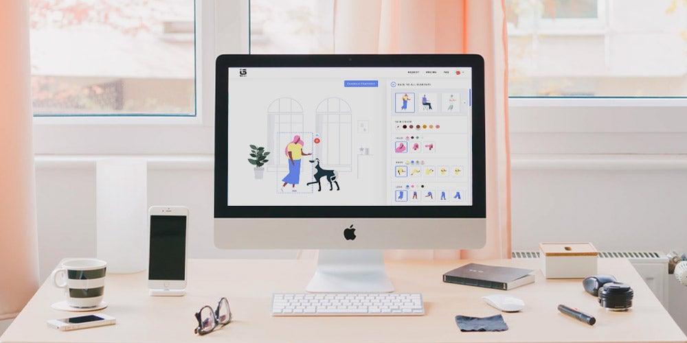 ITG.digital Online Illustrations Builder Pro