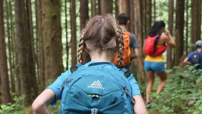 What you need to know when hiking with kids