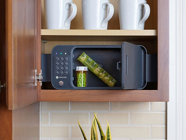 Motorola Smart Safe with Easy