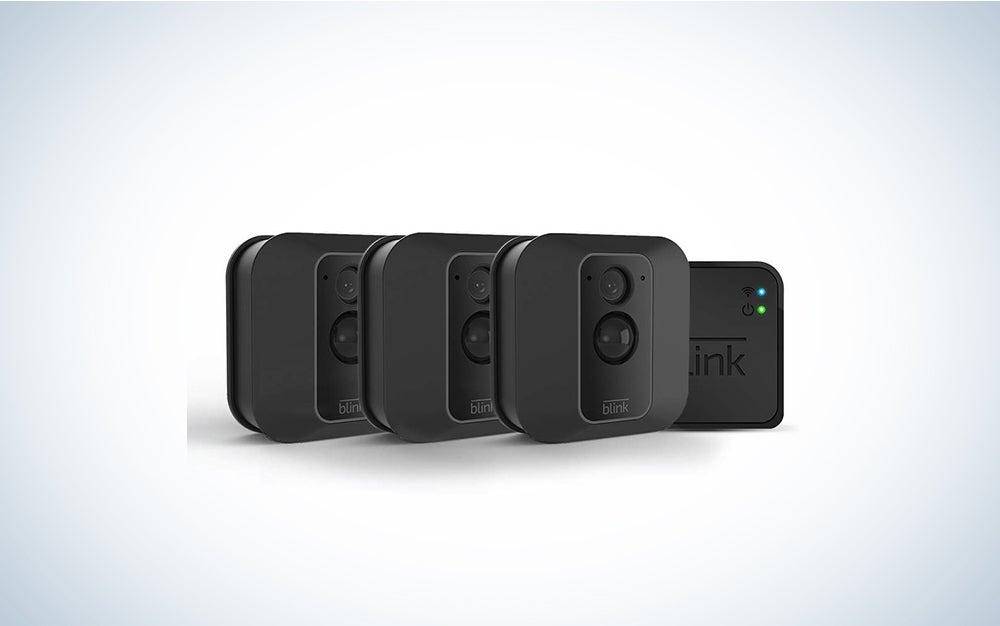 Blink XT2 Outdoor/Indoor Smart Security Camera Kit