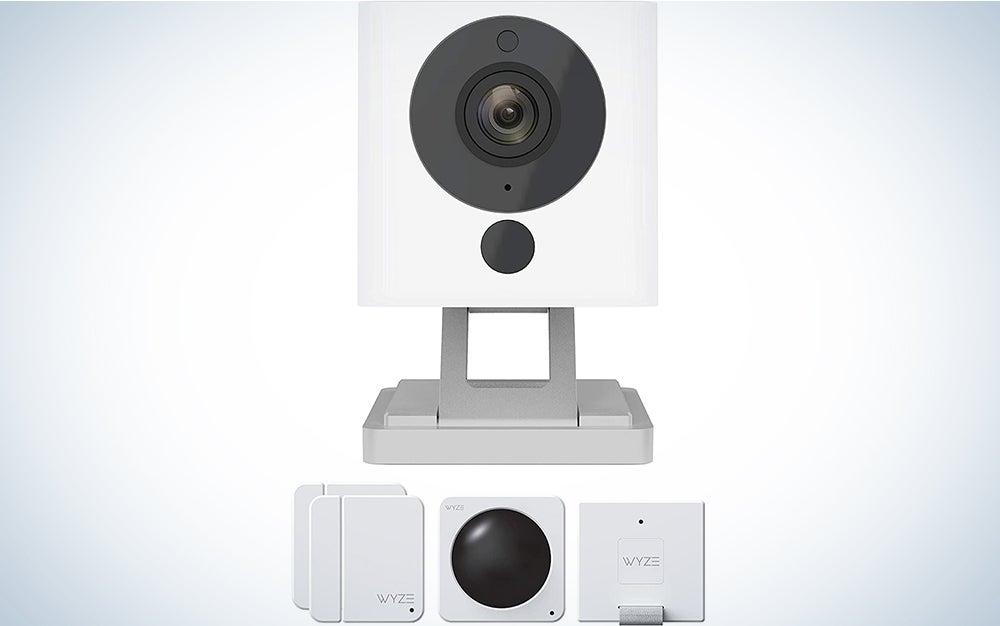 Wyze Cam V2 Smart Home Camera with Sense Starter Kit