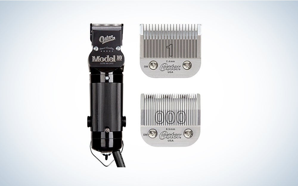 Oster Model 10 Classic Professional Barber Grooming Clipper