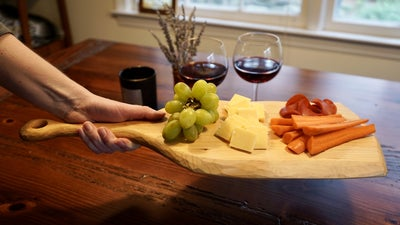 Craft an impressive cutting board in eight easy steps