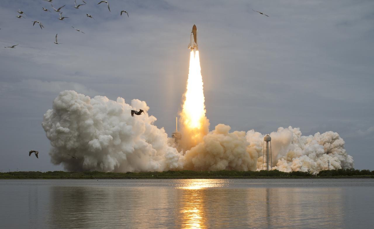 NASA final Shuttle launch